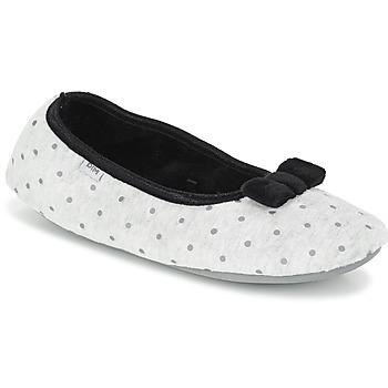 Zapatos Mujer Pantuflas DIM D FEERIDE Gris / Negro