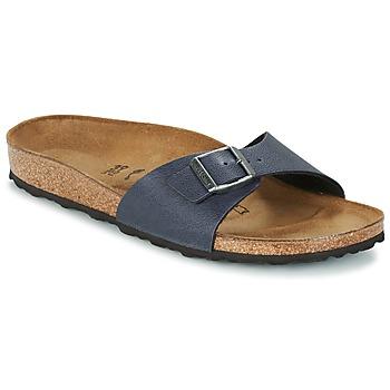 Zapatos Mujer Zuecos (Mules) Birkenstock MADRID Marino