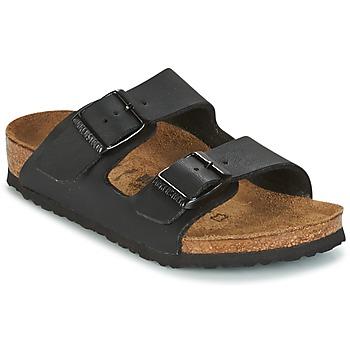 Zapatos Niños Zuecos (Mules) Birkenstock ARIZONA Negro