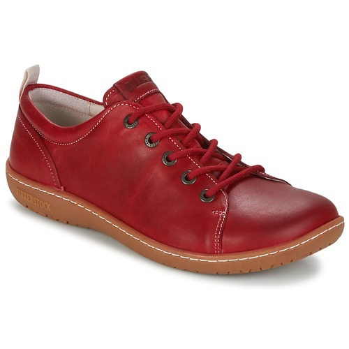 Zapatos Mujer Derbie Birkenstock ISLAY Rojo