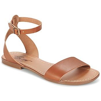 Zapatos Mujer Sandalias Betty London GIMY Camel 0efe26568c50b