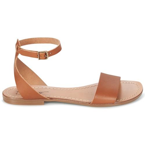 London Mujer Camel Betty Sandalias Gimy Zapatos 5j4R3LA