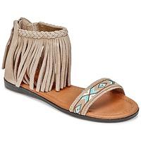Zapatos Mujer Sandalias Minnetonka MOROCCO Topotea
