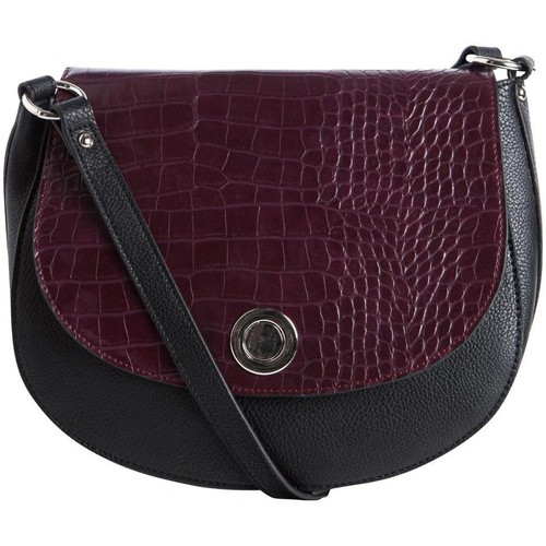 Bolsos Mujer Bolso Pieces DIONE BIG CROSS BODY Granate