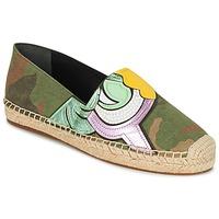 Zapatos Mujer Alpargatas Marc Jacobs SIENNA Kaki
