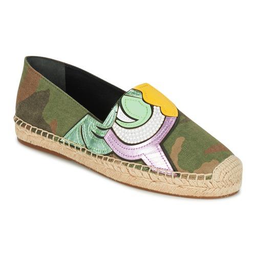 Venta de liquidación de temporada Zapatos especiales Marc Jacobs SIENNA Kaki