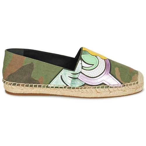 Gran descuento Marc Jacobs SIENNA Kaki - Envío gratis Nueva promoción - Zapatos Alpargatas Mujer