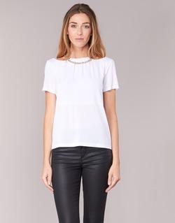 textil Mujer Tops / Blusas Versace Jeans B2HPB721 Blanco
