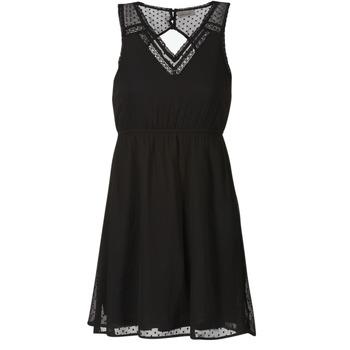 textil Mujer vestidos cortos Vero Moda BIANCA Negro
