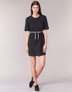 textil Mujer vestidos cortos Vero Moda MILO SUKI Negro