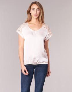 textil Mujer Tops / Blusas Vero Moda SATINI Rosa