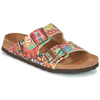 Zapatos Mujer Zuecos (Mules) Papillio ARIZONA Multicolor