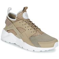 Zapatos Hombre Zapatillas bajas Nike AIR HUARACHE RUN ULTRA Kaki