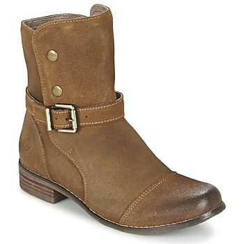Zapatos Mujer Botas de caña baja Kdopa  Camel