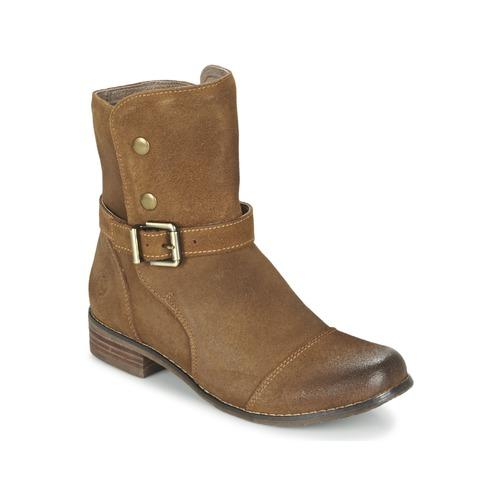 Venta de liquidación de temporada Zapatos especiales Kdopa  Camel