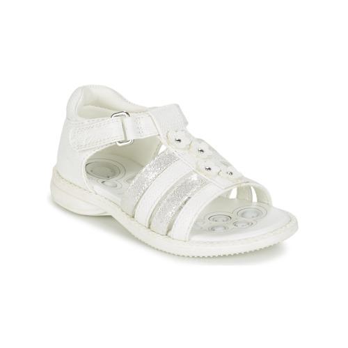 6297d532 Chicco CAROTA Blanco / Plata - Zapatos Sandalias Nino 70,00 €