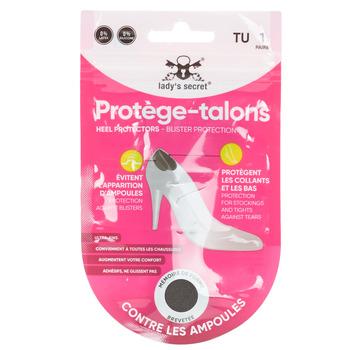 Accesorios Mujer Complementos de zapatos Lady's Secret PROTEGE TALON NO PAIN Negro