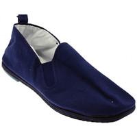 Zapatos Hombre Mocasín De Fonseca  Azul