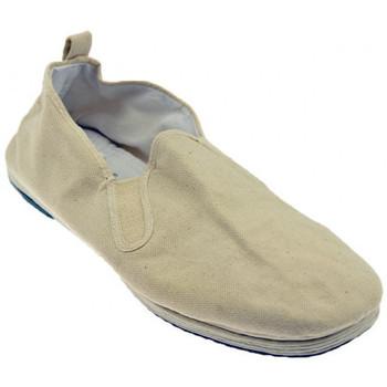 Zapatos Hombre Mocasín De Fonseca  Beige