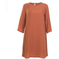 textil Mujer vestidos cortos Kocca Vestido VALRIK Naranja