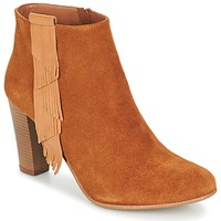 Zapatos Mujer Botines Betty London GAMI Camel