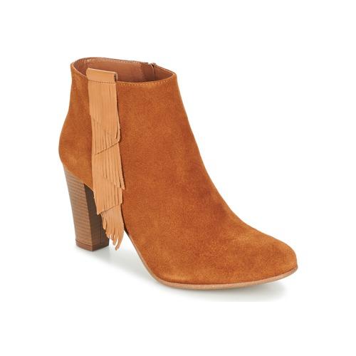 Casual salvaje Zapatos especiales Betty London GAMI Camel
