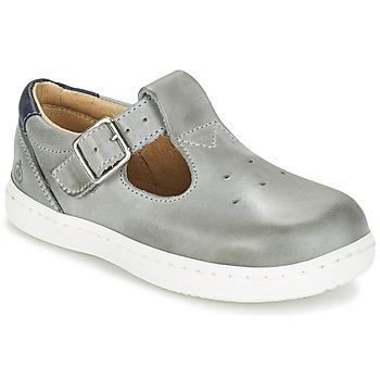 Zapatos Niño Sandalias Citrouille et Compagnie GALCO Gris