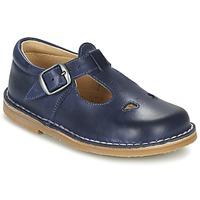 Zapatos Niños Bailarinas-manoletinas Citrouille et Compagnie GLARCO Azul