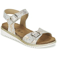 Zapatos Niña Sandalias Citrouille et Compagnie GAUFRETTE Oro