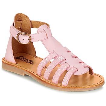 Zapatos Niña Sandalias Citrouille et Compagnie JASMA Rosa