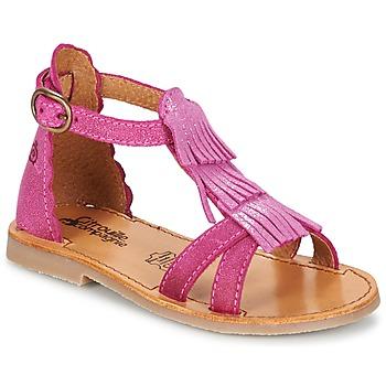 Zapatos Niña Sandalias Citrouille et Compagnie GAMELA Rosa