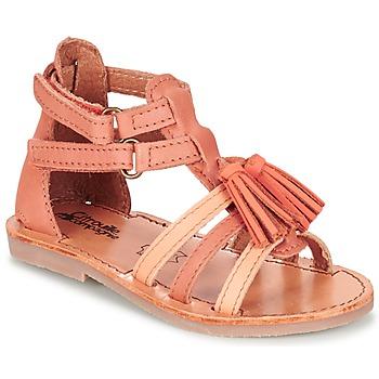 Zapatos Niña Sandalias Citrouille et Compagnie GOFARO Melocotón