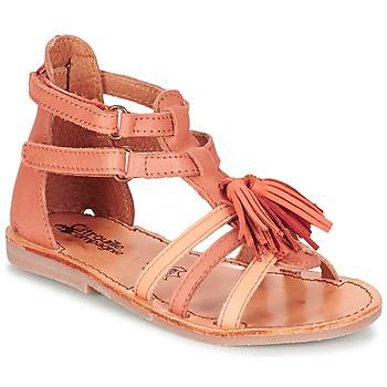 Zapatos Niña Sandalias Citrouille et Compagnie GOFARO Naranja