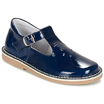 Zapatos Niña Bailarinas-manoletinas Citrouille et Compagnie GARENIA Azul