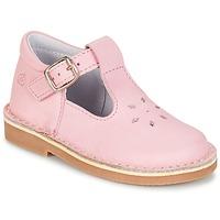 Zapatos Niña Bailarinas-manoletinas Citrouille et Compagnie GARENIA Rosa