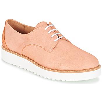 Zapatos Mujer Derbie Casual Attitude GEGE Melocotón