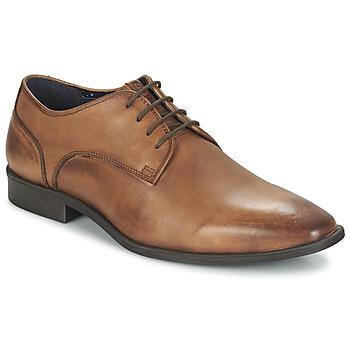 Zapatos Hombre Derbie Ben Sherman ROMAN Marrón