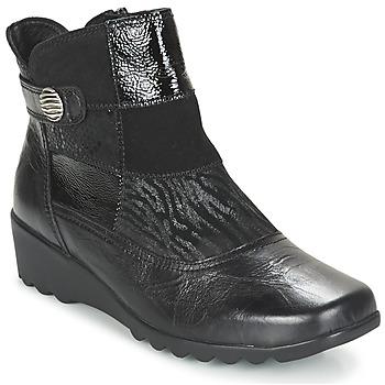 Zapatos Mujer Botines Romika Carree 16 Schwarz