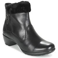 Zapatos Mujer Botines Romika Banja 12 Schwarz