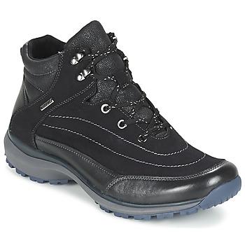 Zapatos Mujer Botas de caña baja Romika Gabriele 19 Negro-titán