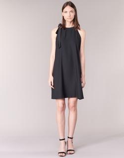 textil Mujer vestidos cortos Naf Naf LOISEL Negro