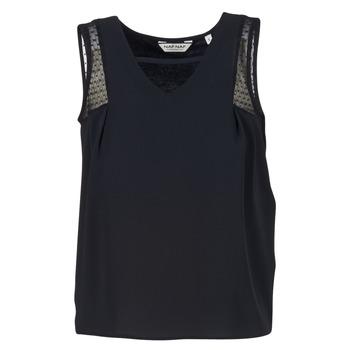 textil Mujer camisetas sin mangas Naf Naf OPIPA Negro