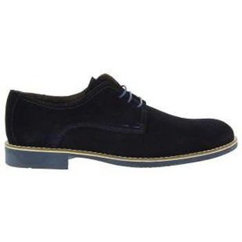 Zapatos Hombre Derbie London Blue 4910 negro negro