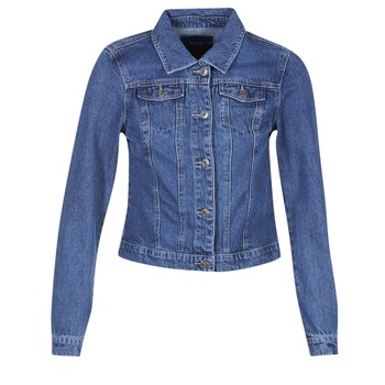 textil Mujer chaquetas denim Only DARCY Azul / Medium