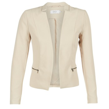 textil Mujer Chaquetas / Americana Only MADELINE Beige