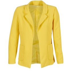 textil Mujer Chaquetas / Americana Only DUBLIN Amarillo