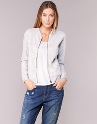 textil Mujer Chaquetas / Americana Only JOYCE BOMBER Gris