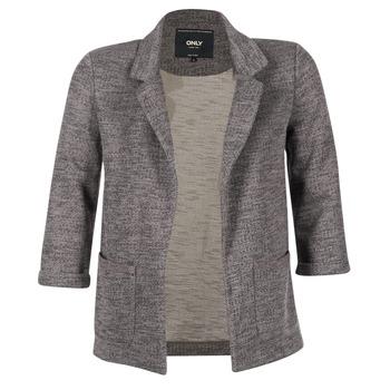 textil Mujer Chaquetas / Americana Only CAROLINE Gris