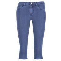 textil Mujer Pantalones cortos Only RAIN KNICKERS Azul / Medium