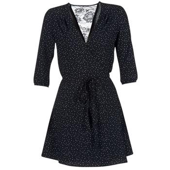 textil Mujer vestidos cortos Only NOVA LACE Negro